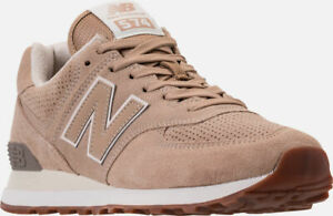 elegant and graceful best website 50% price Details about New Balance 574 ML574ESF Classics Running / Casual Shoe Hemp  Tan Brown Sz 9