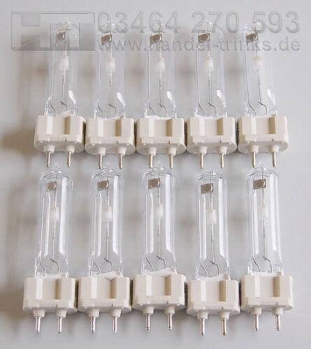 10 Stück Philips CDM-T 35W 930 HQI Leuchtmittel Strahler Lampe
