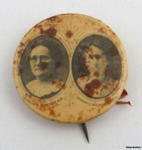 Mujer-Grand-Ejercito-Republic-Vintage-Veteranos-st-Louis-Boton-Co