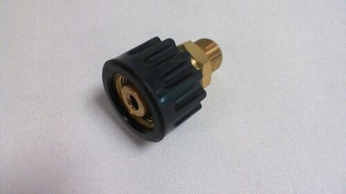 Hiprho Pressure Washer Adaptor BSPP Male x Female M22 x 1.5  PWAB-38M #5D211