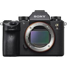 Sony Alpha ILCE-9 24.2MP Digital SLR Camera - Black (Body Only)