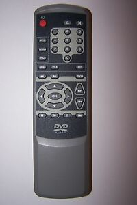 CROWN DVD REMOTE CONTROL - Margate, United Kingdom - CROWN DVD REMOTE CONTROL - Margate, United Kingdom