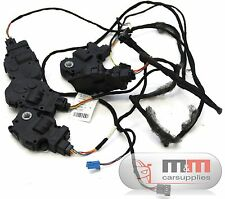 Mercedes W172 R172 SLK 55 AMG 5x Schrittmotor + Kabelbaum Klima A1728201204