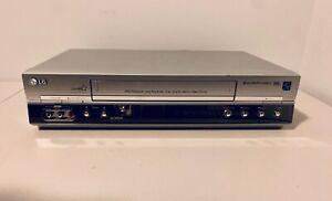LG-Video-Cassette-Recorder-VCR-6-Head-Hi-Fi-Stereo-NTSC-Playback-amp-Rec-GC990W