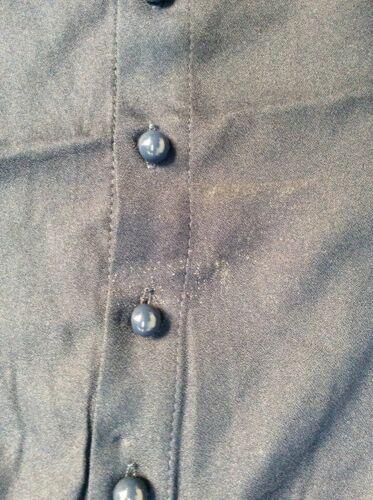 Collectif Vintage Tura Plain Blouse