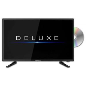 Megasat-Royal-Line-24-Deluxe-Dvd-camping-24-034-LED-TV-DVB-S2-DVB-T2-HDTV-12V-230V