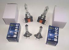 2 x H7 55W 2 x H15 55/15W LAMPE GOLF VI ABBLENDLICHT TAGFAHRLICHT/FERNLICHT 12V