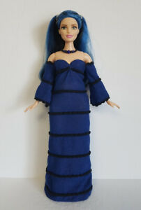 Fits CURVY BARBIE HM Gown and Necklace Fashionistas Fashion NO DOLL dolls4emma