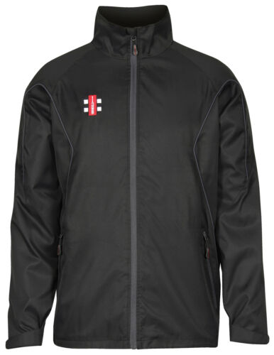 Clearance New Ex Display Gray Nicolls Cricket Storm Jacket Black 9 10 Years