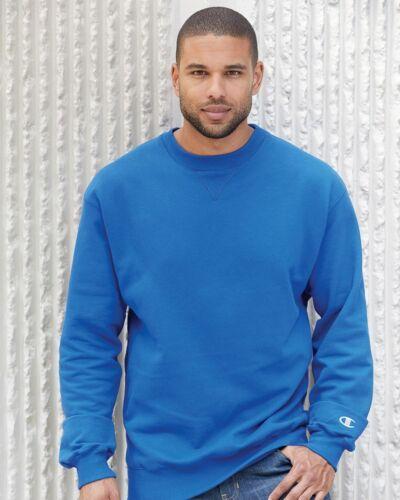 Champion Cotton Max Crewneck Sweatshirt S178 S-3XL