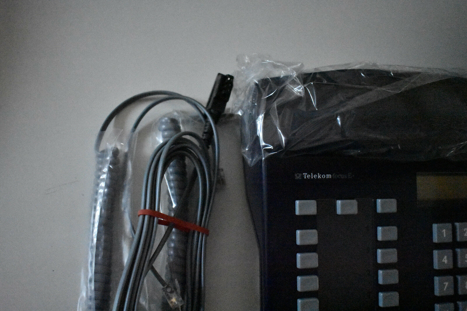 Telekom T-Com Octopus E Octophon E 20 schwarz Systemtelefon Re/_MwSt Telefon E20