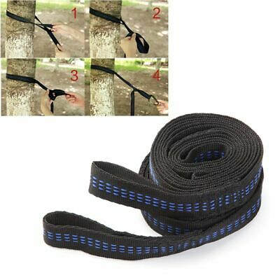1PCS Super Strong Strap Hammock Belt For Camping Portable Traveling Tree Rope