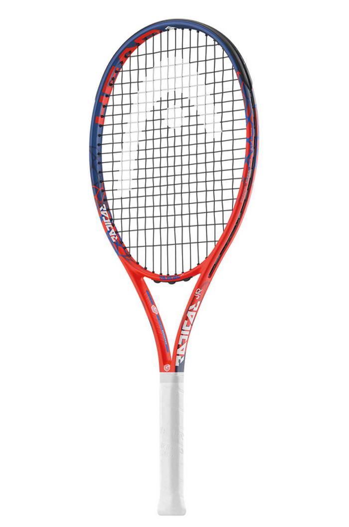 Head Graphene Touch Radical Junior-Raquette de tennis-Poignée Force 0 - 233108