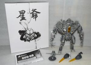 New Dream Factory Transformers GOTT-08 Leader Class Sternscream In Stock