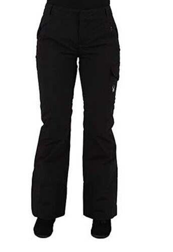 Spyder athletic fit me femmes pants, Taille 8, inseam courte (30) ski