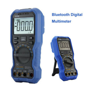 OW18B-Wireless-Bluetooth-Multimeter-Thermometer-Ammeter-NCV-Flashlight-Temp-Test