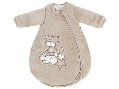 "Jacky Baby Wagensack Winter beige beige /"" TIGER/"" Jungen Gr 50//56,62//68,74//80"