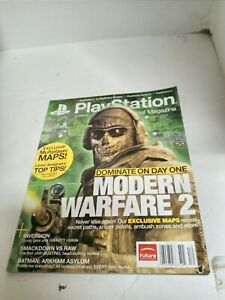 PlayStation: The Official Magazine Call Of Duty: Modern Warfare 2 Issue #026