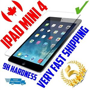 For-iPad-MINI-4-Screen-Protector-Tempered-Glass-ULTRA-CLEAR-PREMIUM-FAST