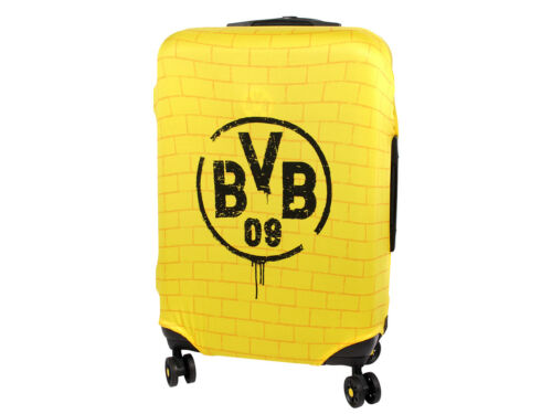 Valise enrobage BVB Borussia Dortmund Taille L City Valise trolley Housse Fan