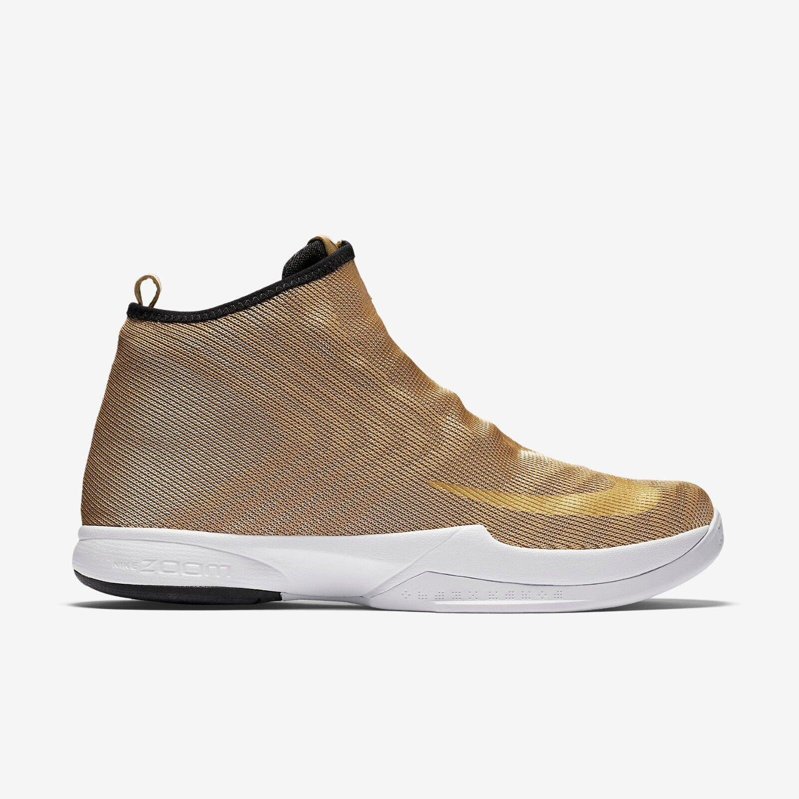 Niko Men's ZOOM KOBE ICON JACQUARD  Basketball Scarpe, 89858 700 Dimensioni 11 oro  confortevole
