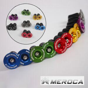 MEROCA-MTB-Road-Bike-Handlebar-End-Plugs-22-2-25-4mm-Lock-on-Handlebar-Grips-End