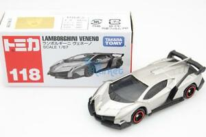 Image Is Loading Takara Tomy Tomica 118 Lamborghini Veneno Car Scale
