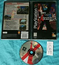 Espn Extreme games ps1 NTSC retrogame