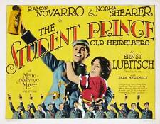 Student Prince in of Old Heidelberg - 1927 Novarro Lubitsch Vintage b/w Film DVD