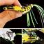 5x-de-haute-qualite-leurres-grenouille-Leurre-Crankbait-Hooks-Bass-Bait-Tackle-Nouveau miniature 2