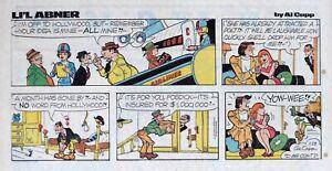 Li-039-l-Abner-by-Al-Capp-Fearless-Fosdick-color-Sunday-comic-page-Nov-28-1976