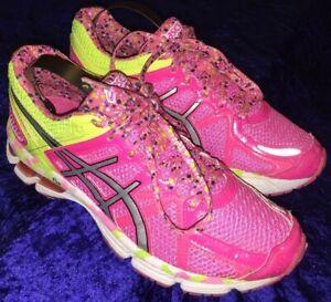 Asics Kayano 21 Girl's Runner Shoes, Us