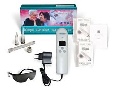 Vityas AKT-01 LLLT Cold Laser Quantum Therapy with nozzles & safety goggles