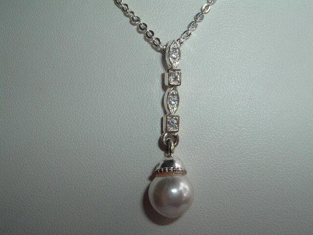 Size smallmedium Vintage Avon 1998 Silvertone link convertible  belt necklace