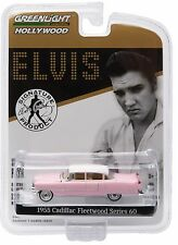 1:64 GreenLight *HOLLYWOOD R14* ELVIS PINK 1955 Cadillac Fleetwood 60 *NIP*