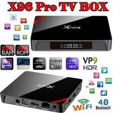 X96 Pro Android 6.0 Smart 4K TV BOX Latest 16.1 S905X Quad core Wifi Player C0E2