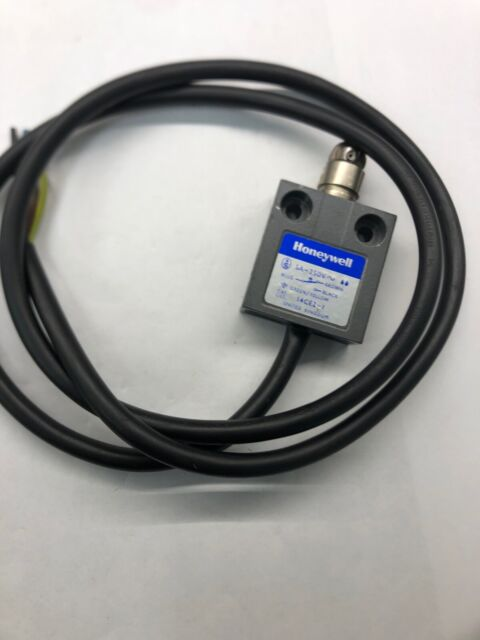 HONEYWELL S/&C LIMIT SWITCH 14CE2-1 MICRO SWITCH IN LINE ROLLER