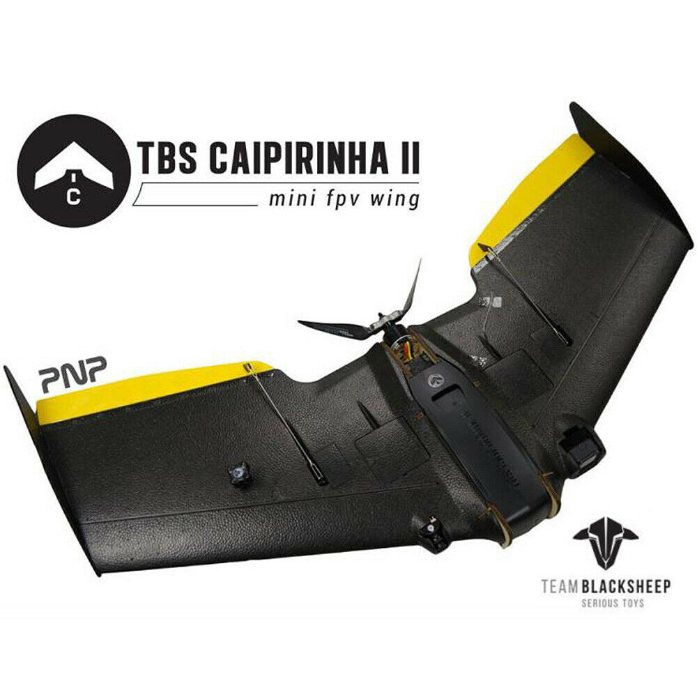 TBS Caipirinha 2  FPV Wing PNP  sport caldi