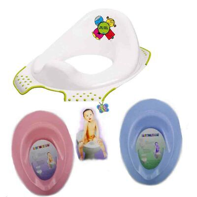 Potty Training Seat Kids Trainer Toddler Toilet Plastic Cover Commode Safe Child