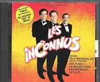 CD ALBUM 9 TITRES--LES INCONNUS--AU SECOURS TOUT VA MIEUX--1989