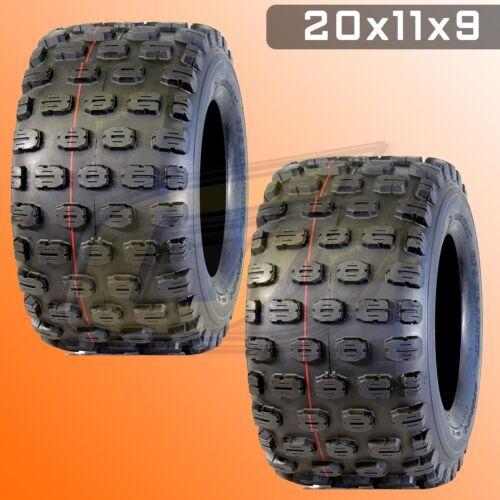 YFZ 450r ATV Tires 20x11-9 Yamaha YFZ 450r 20x11x9 GPS MAXTRAX 20 11 9 2