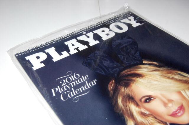 Playboy Playmate Wall Calendar (2016) Dani Mathers New-Sealed