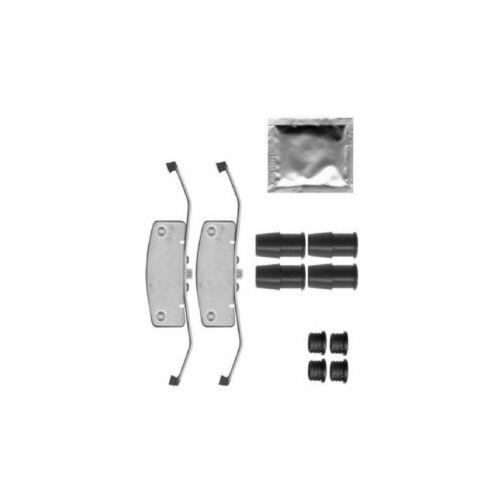 Fits Ford Galaxy MK3 2.2 TDCi Genuine Mintex Front Brake Caliper Fitting Kit