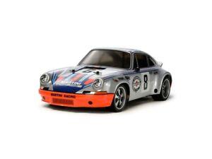Tamiya-Porsche-911-Carrera-RSR-TT-02-Kit-mit-Fahrtenregler-58571