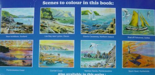 Relax Enjoy Crayons Aquarelle Livres de Coloriage//Poster ART feutre
