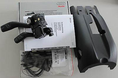 Audi A3 8P TT 8J original cruise control Retrofit kit covering GRA switch cover