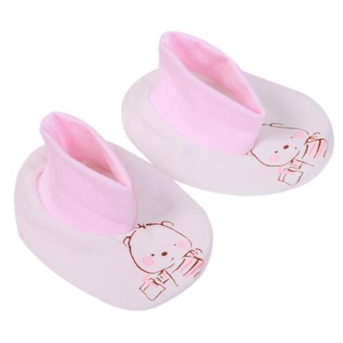 Newborn Baby Anti-Slip Socks Slipper Shoes Boots Cartoon Shoes Cute Socks MP
