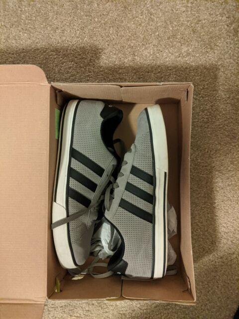Men's Adidas NEO Gray. Size 12