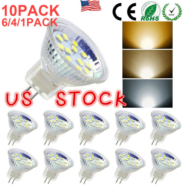 replacement 12V 4W T5 Wedge Bulb for Ceiling lights /& lamps 12 Bestseller