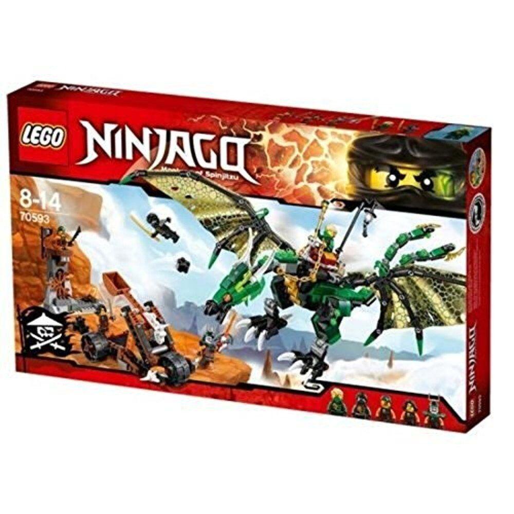 Lego® 70593 Ninjago Der grüne Energie Drache Neu OVP new sealed